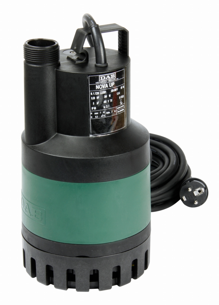 Tauchmotorpumpe Nova UP 180 M-NA
